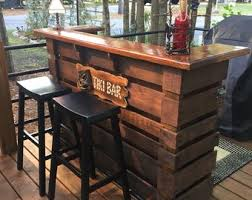 buy pallet furniture. The Kona ~ Pallet Bar / Tiki \u2022\u2022 July Sale \u2022\u2022The Buy Furniture L