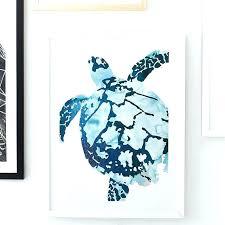 ating turtle wall decor sea trio turtle wall decor large sea