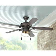 small outdoor ceiling fans with light fan inside no black