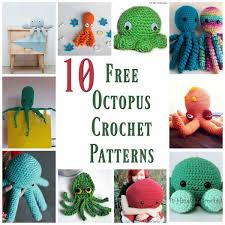Octopus Crochet Pattern Cool 48 Octopus Crochet Patterns Crochet