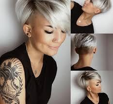 13x De Meest Trendy Haarkleur Van Het Moment Korte Kapsels