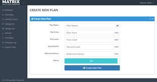 Mlm Hierarchy Chart Matrix 3x2 Matrix Mlm Business Platform Amazing