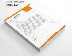 Free Business Letterhead Template Psd Letterhead Template Psd