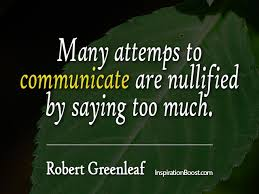 Communication Quotes | Inspiration Boost