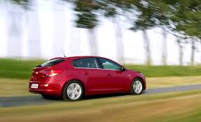 2012 Chevrolet Cruze Hatchback First Drive – Review &ndash ...