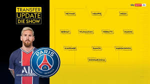 A brand new parc des princes experience that will enable all of our supporters to discover the mythical parisian arena and take in the history of the club in an interactive and immersive manner. Psg Transfer News Messi Lasst Fans Warten Der Aktuelle Stand Zum Wechsel Fussball News Sky Sport