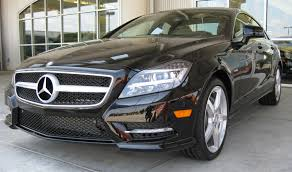 BenzBlogger » Blog Archiv » 2012 Mercedes-Benz CLS550 Available ...
