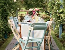 shabby chic outdoor furniture. Shabby Chic Outdoor Furniture. Try Some Garden Shades On Your Furniture And Make It B