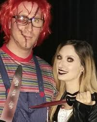 Scary Halloween Costume For Couples To Try Via