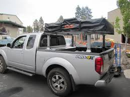 Thule Exporter Truck Bed Rack :: Cascadia Vehicle Roof Top Tents