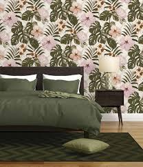 15x Botanisch Behang Voor Een Sfeervolle Jungle Look Woonhomenl