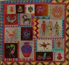 Southwest Quilt Patterns Gorgeous 48 Best Southwest Quilts Ideas Images On Pinterest Southwestern