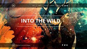 Artist Website Templates Amazing Artist Portfolio Website Templates Holdingfidens