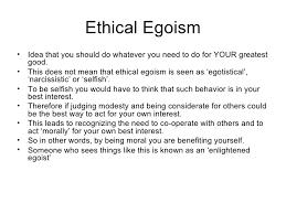 ethical egoism lessons teach egoism 3