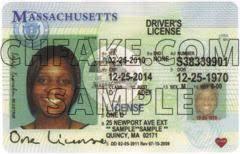 Fake Massachusetts Id Buy Identification Scannable