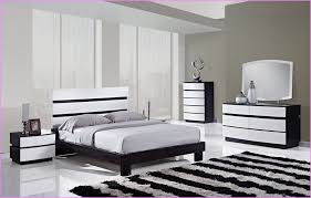 black white bedroom furniture photo - 9