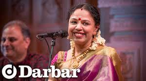 Light Carnatic Music Sudha Ragunathan Raga Abheri Carnatic Melody Music Of India