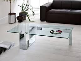 modern glass coffee tables italian