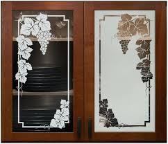 kitchen door glass painting designs types sensational kitchen door designs glass cabinet best exquisite doors etched