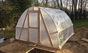 diy greenhouse pvc hoop house polytunnel garden homemade low cost 100 build easy instructions