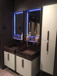 Bathroom vanity design Makeup Area Homedit Stylish Ways To Decorate With Modern Bathroom Vanities