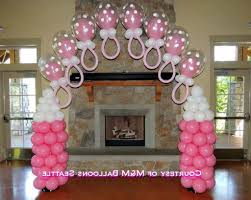 Cute Baby Shower Decorations Baby Shower Balloon Ideas Candy Dishes For Baby Shower In Ba