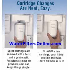 changing refrigerator water filter. Perfect Filter Amana Model WF401 12527304  Replacement Refrigerator And Icemaker Water  Filter And Changing Refrigerator Water Filter