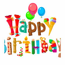 Free Download Letter Birthday Png Happy Birthday Png Images Free Download Happy
