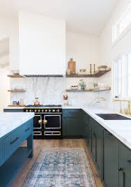 Modern Kitchen Shelves Design Hate Open Shelving These 15 Kitchens Might Convince You