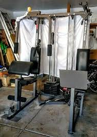 Multi Station Gyms Weider Pro
