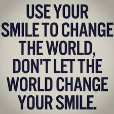 Inspirational Quotes For Kids Stunning Inspirational Quotes For Kids Use Your Smile To Change The World s