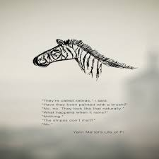quotes from life of pi about religion best life of pi quotes life of pi tiger quotes zebra quote from the book life