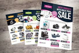 23 Product Promotion Flyers In Ai Psd Word