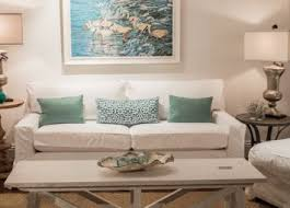 coastal beach furniture. ibis in the surf and coastal slipcovered sofa beach furniture