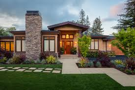 ... Classy Decoration Exterior For Craftsman Style Home Colors Ideas :  Enchanting Cherry Wood Front Door With ...