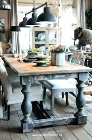 turned leg farmhouse table timeless dining room design ideas that are simply charming diy fa farm table legs farmhouse turned