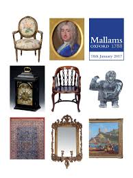 Furniture Sale - 18th January 2017 (Mallams Oxford) by Mallams ...