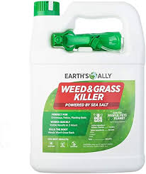 So, it depends on you which kind of weed killer do you. Amazon Com Earth S Ally Weed And Grass Killer Spray 1 Gallon Ready To Use Natural Non Selective Herbicide Environmentally Safe Weed Killer Pet Safe Bee Safe No Glyphosate Garden Outdoor
