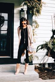 faux leather leggings open front cardigan cupcakes and cashmere spanx leggings suede boots chinese laundry