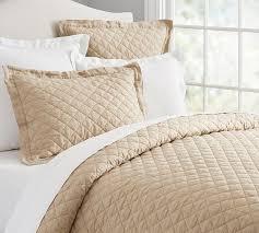 100% Cotton diamond quilted sham/Pillow/ Pillowcases QINGDAO Joli ... & 100% Cotton diamond quilted sham/Pillow/ Pillowcases Adamdwight.com