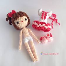 Amigurumi Doll Patterns Amazing Ravelry Kiki Amigurumi Doll Pattern By Jossa Handmade
