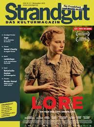 Strandgut Kulturmagazin 11 2012 by Strandgut Kulturmagazin issuu