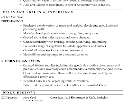 isabellelancrayus prepossessing resume sample controller chief isabellelancrayus luxury resume sample prep cook enchanting need more resume help and inspiring how long