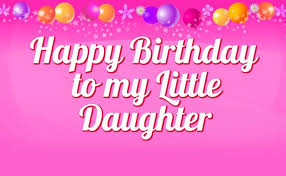 Happy Birthday Wishes For Daughter Birthday Messages WishesMsg Interesting Happy Birthday Quotes For Daughter