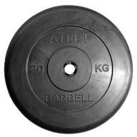 «<b>Диск</b> для штанги <b>Mb</b> Barbell <b>ATLET</b> d-31 20кг» — Результаты ...