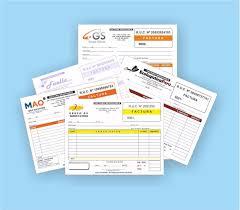 Facturas Negociables Imprenta Delivery Pedidos Online Lima S 10