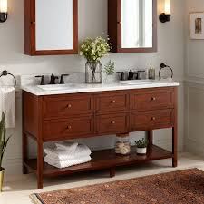bathroom cabinets double sink. 60\ Bathroom Cabinets Double Sink S