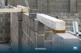 Concrete Block Lintel Design