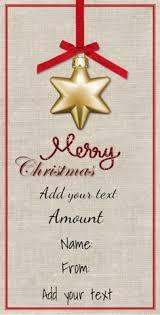 free printable christmas gift certificate templates 52 best christmas gift certificates images free christmas