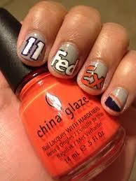 Nascar Nail Art Designs Denny Hamlin 11 Nail Art Nascar Nails Nascar Nails